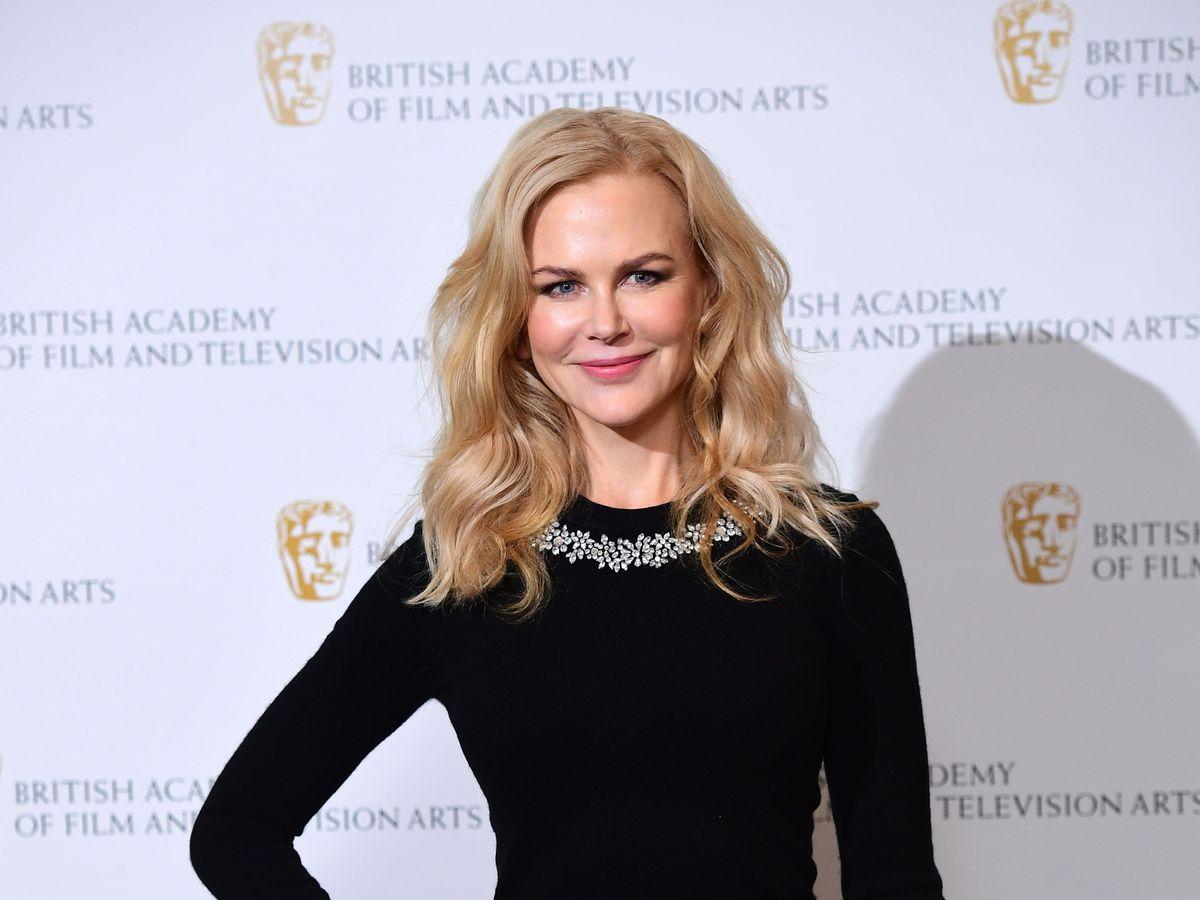 Life In Pictures: Nicole Kidman BAFTA Retrospective – London