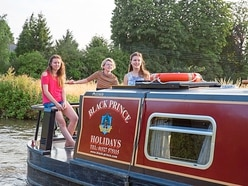 Travel review: Calm cruising on the canal