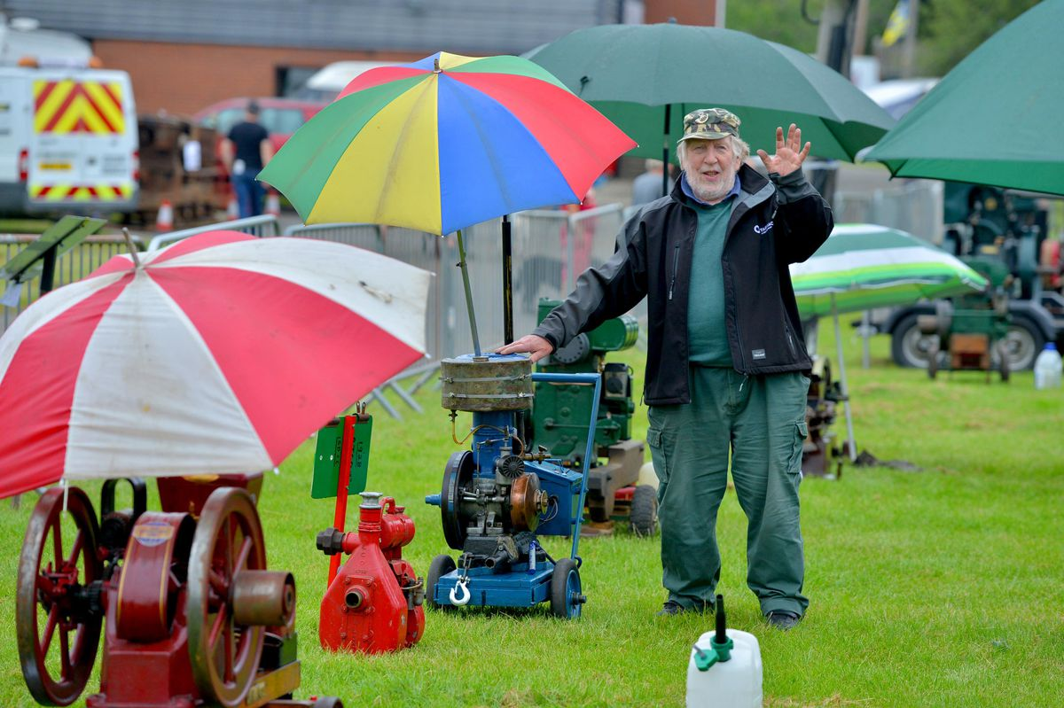 Highlights from the 32nd Shropshire Vintage Show