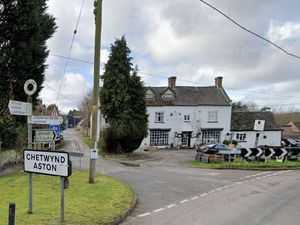 The Norwood House Hotel, at Chetwynd Aston. Photo: Google