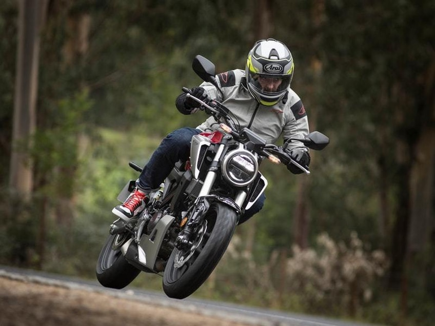 First Ride: Honda's CB125R packs big-bike fun on a smaller scale