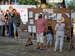 Voting over in long-awaited Thailand election