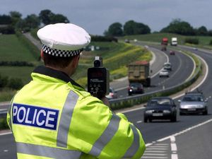 Slow down warning ahead of police campaign