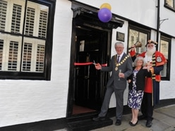 Historic Shrewsbury building refurbished into guest house