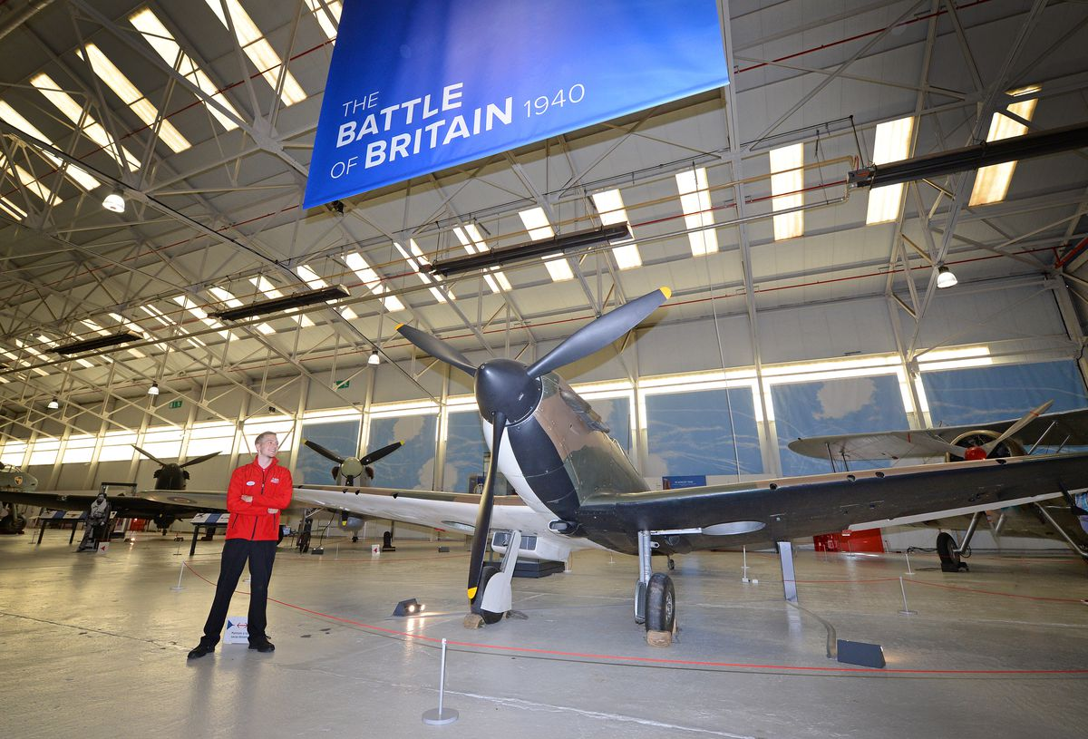 RAF Cosford museum has big plans to reopen next month