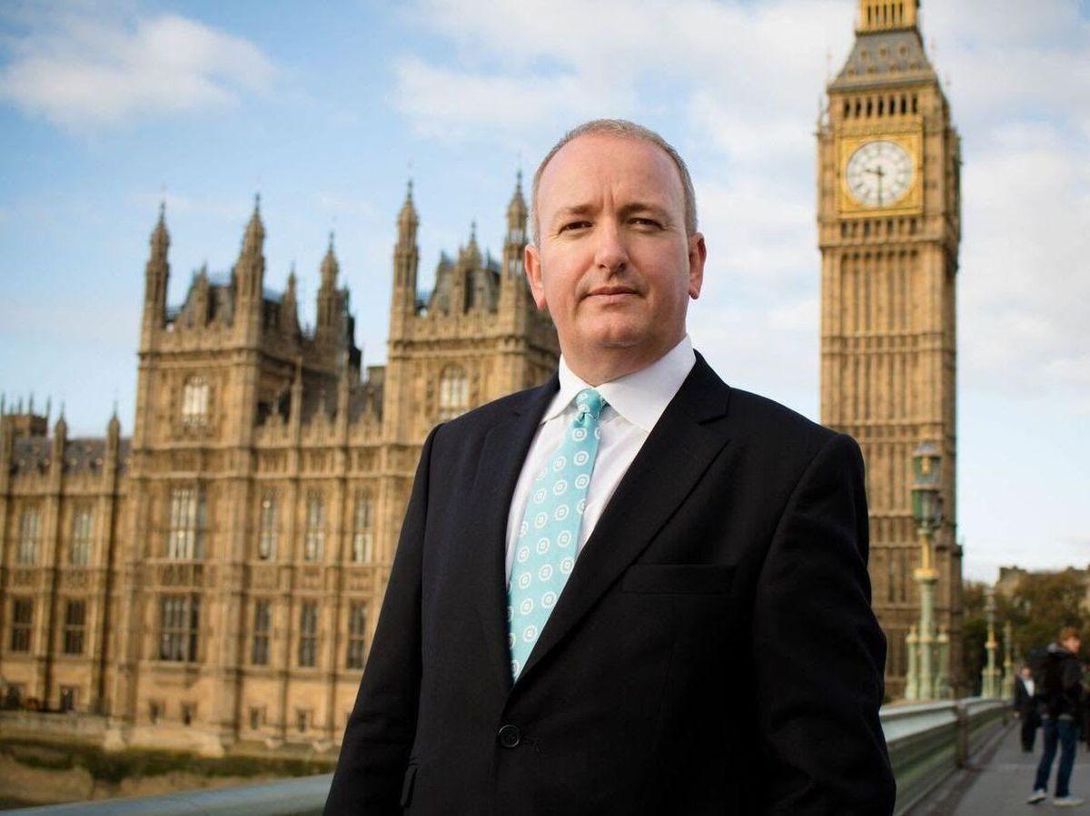 Mark Pritchard MP