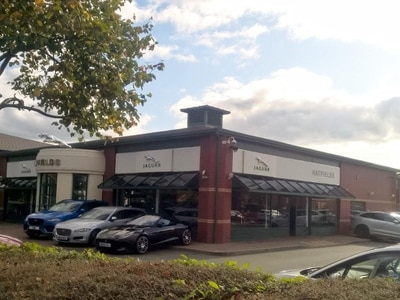 Jaguar dealership in Shrewsbury sold to kitchen and bathroom supplier
