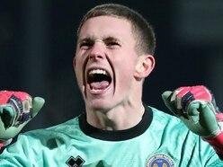 Shrewsbury's Dean Henderson selected for PFA League One team of the season