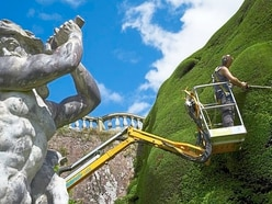 Why Powis Castle is at the cutting hedge of garden upkeep