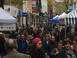 Oswestry's outdoor markets decline halted by move