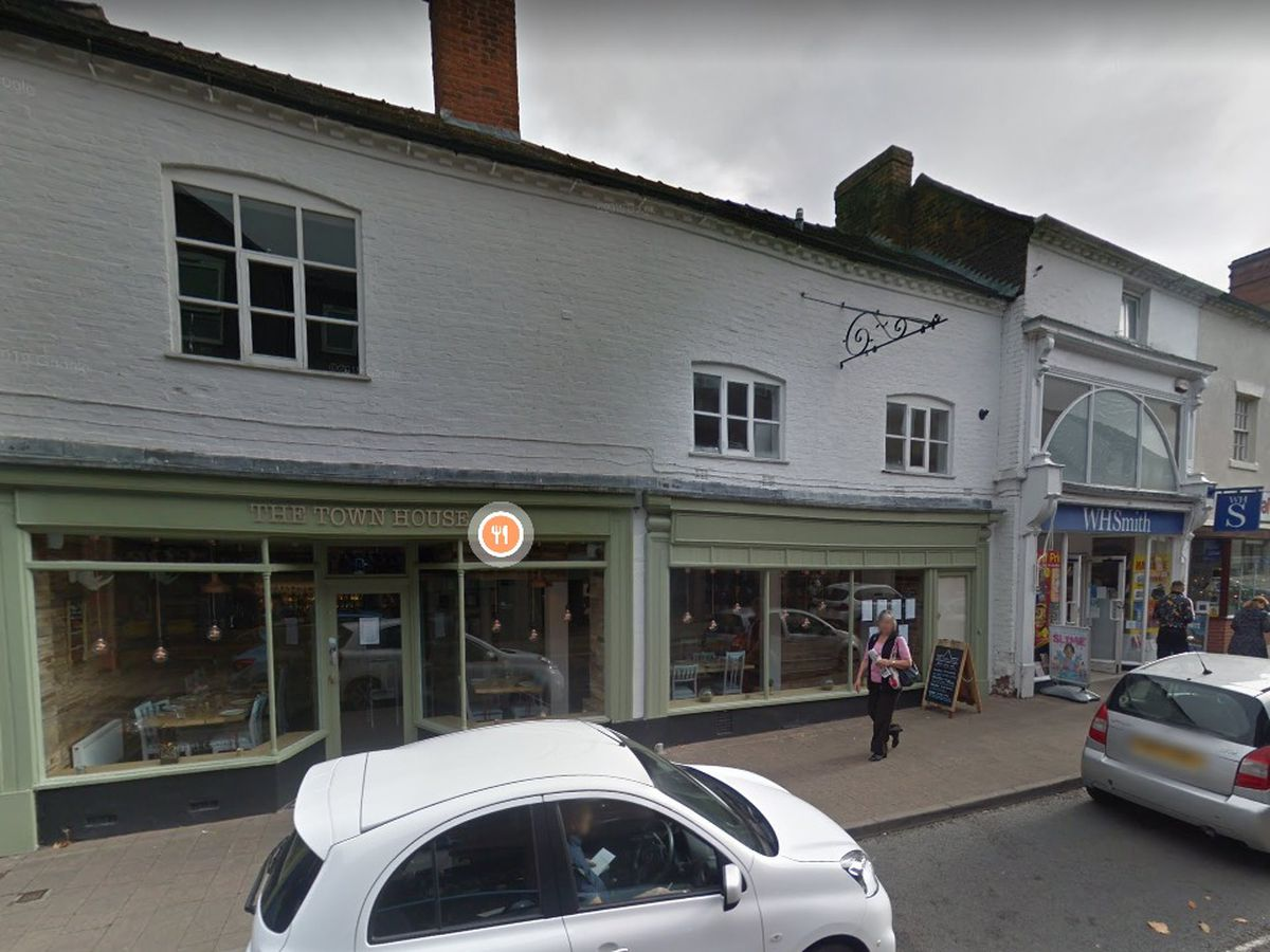 The Town House in Market Drayton. Pic: Google Street View