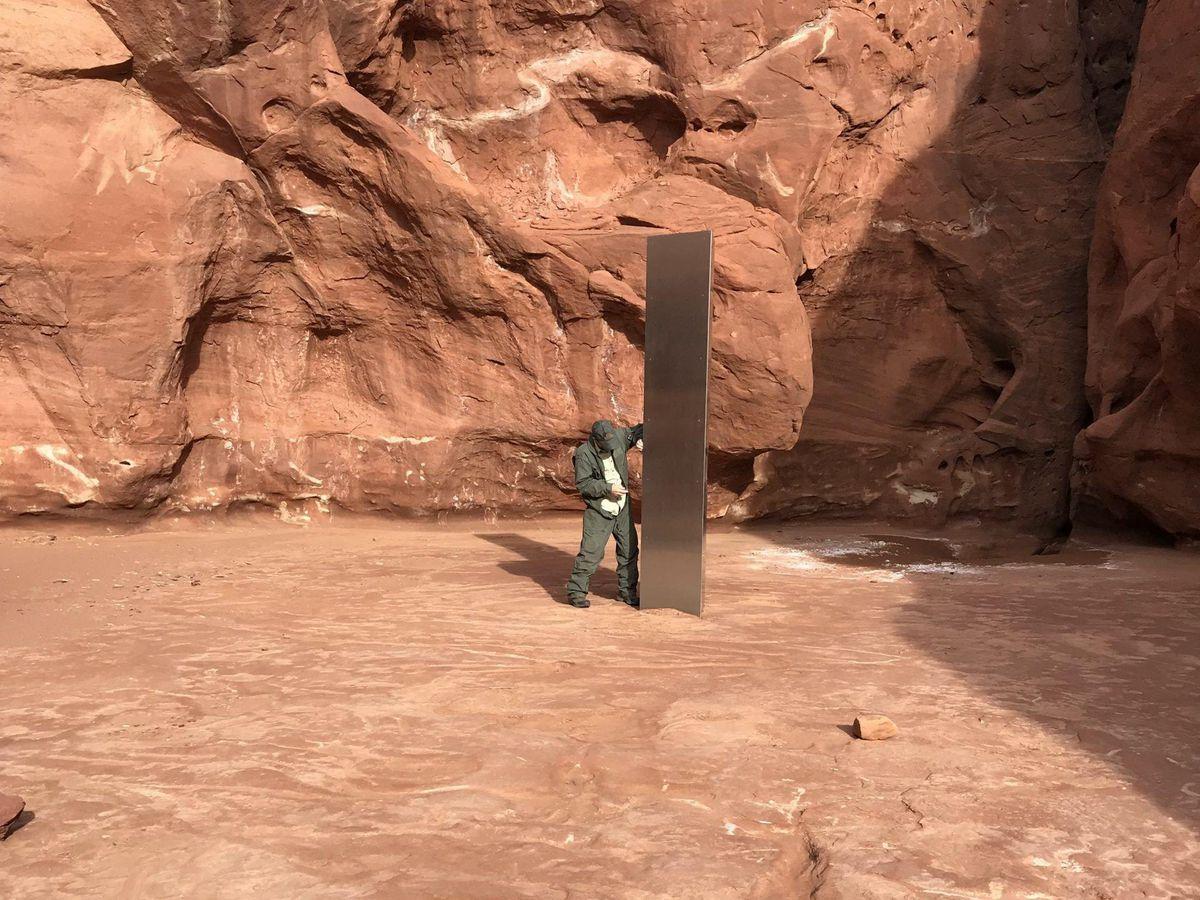 Metal monolith