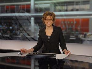 Kate Silverton. Photo: BBC - Photographer: Jeff Overs