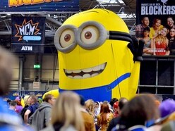 Comic Con returns to Birmingham's NEC – with PICTURES