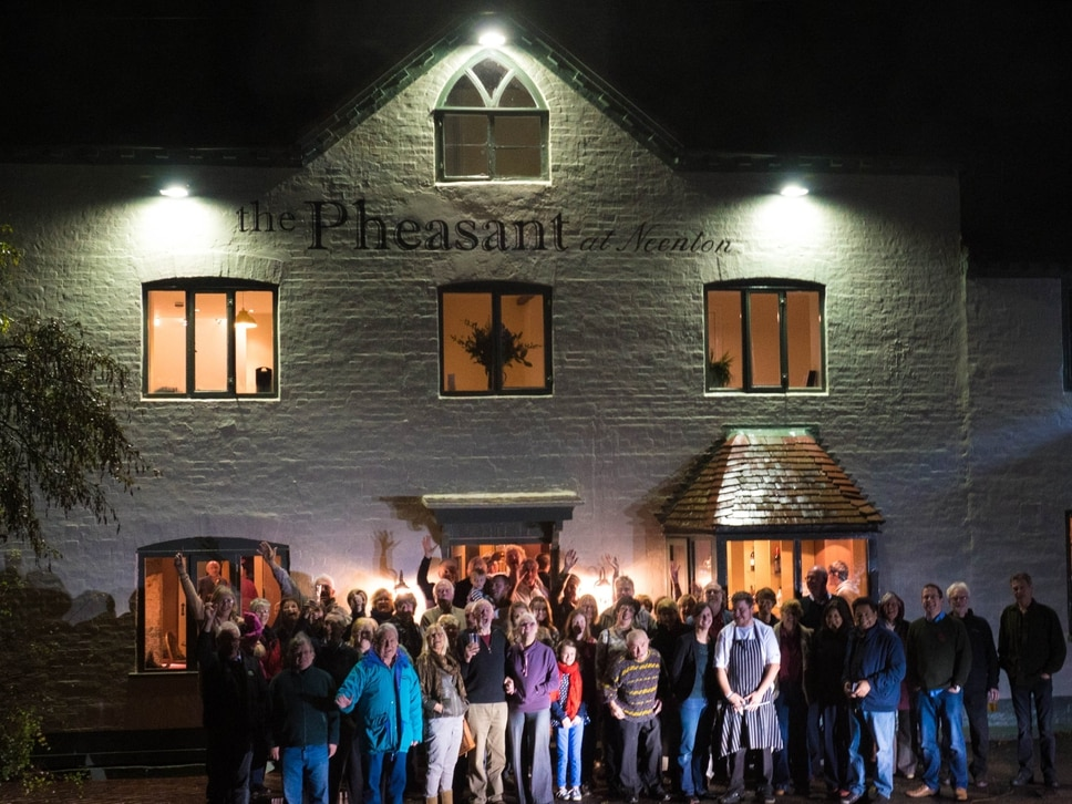 Incredible turnaround for Bridgnorth community pub