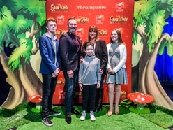 Stars hit the red carpet for Birmingham Hippodrome panto opening - in pictures