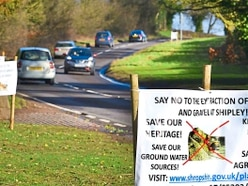Quarry fears near Bridgnorth escalate on decision day