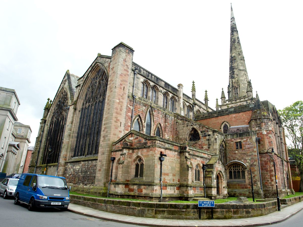 World-famous Shrewsbury church to get £96,800 for urgent ...