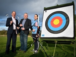 Sponsors help Shropshire archer to aim high