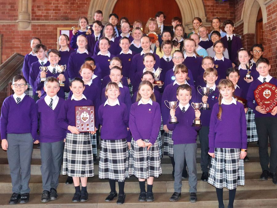 Ellesmere College at Youth Music Festival