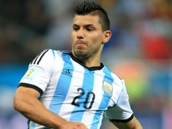 Aguero to start alongside Messi as Argentina face Uruguay