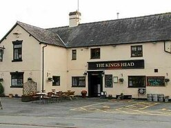 The King's Head, Guilsfield, Welshpool