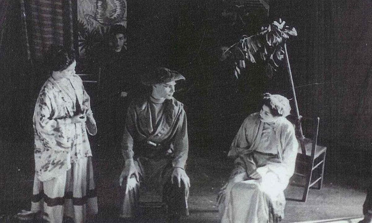 A Midsummer Night's Dream was one of the school productions