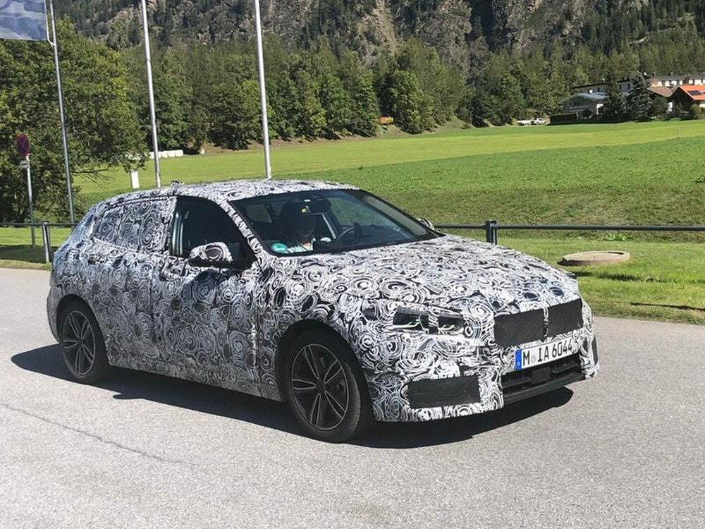 Upcoming Bmw Models Spotted During Undercover Testing Shropshire Star