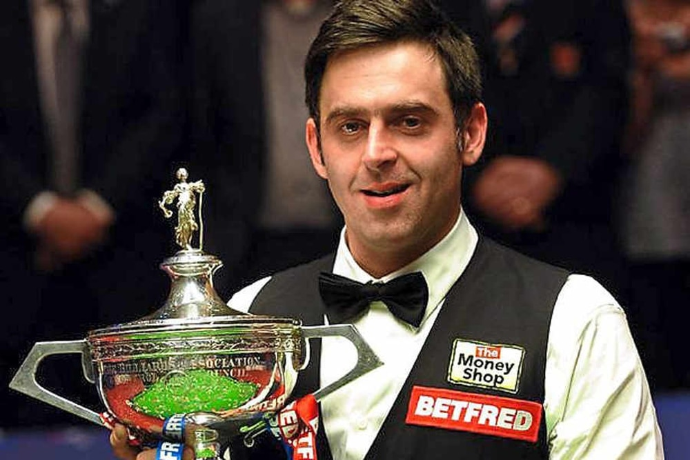 Your chance to play snooker legend Ronnie O'Sullivan in ...