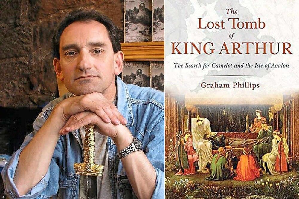 Shropshire Can Lay Claim To King Arthur Says Author