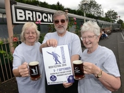 Full steam ahead for beer festival at Bridgnorth's Severn Valley Railway Station