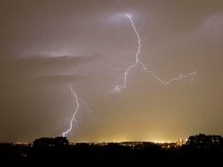 Roll on thunderstorms