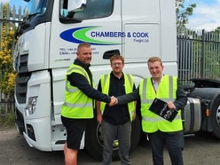 Driver training programme is delivering the goods