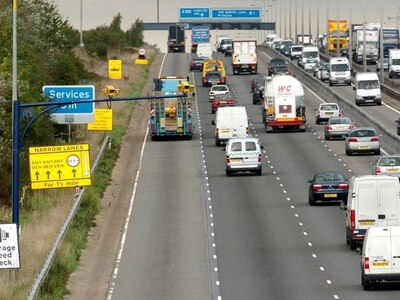 60mph roadwork speed limit considered to tackle congestion