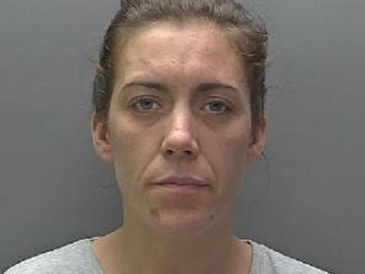 Woman jailed over Tesco getaway crash
