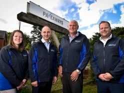 Shropshire Chamber Business Awards: Building firm Pave Aways named county's top company