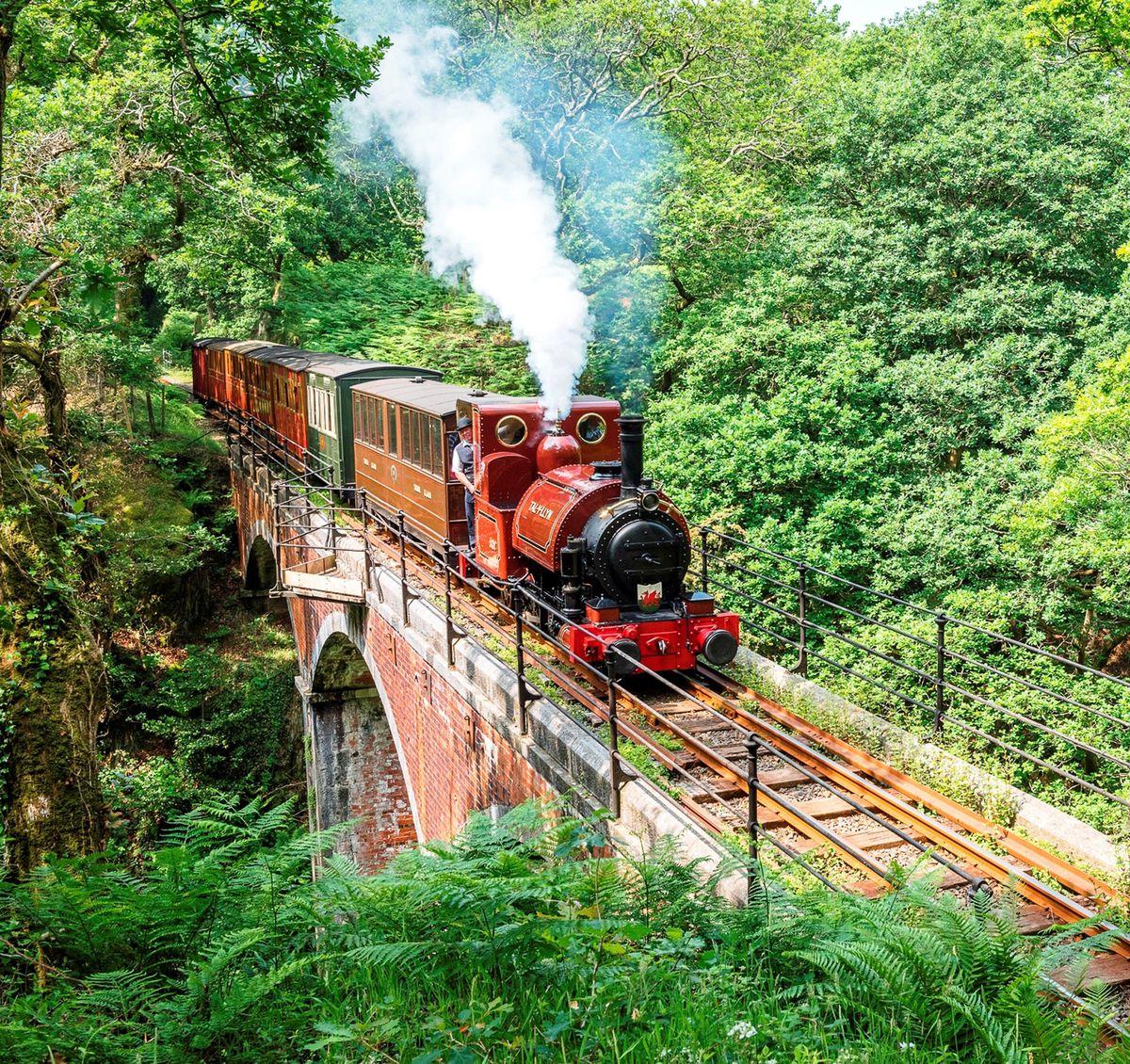 The Talyllyn Railway photo: Darren Turner