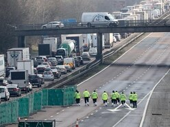 Police name woman found dead on M20