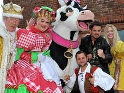 Telford panto staging 'relaxed' show