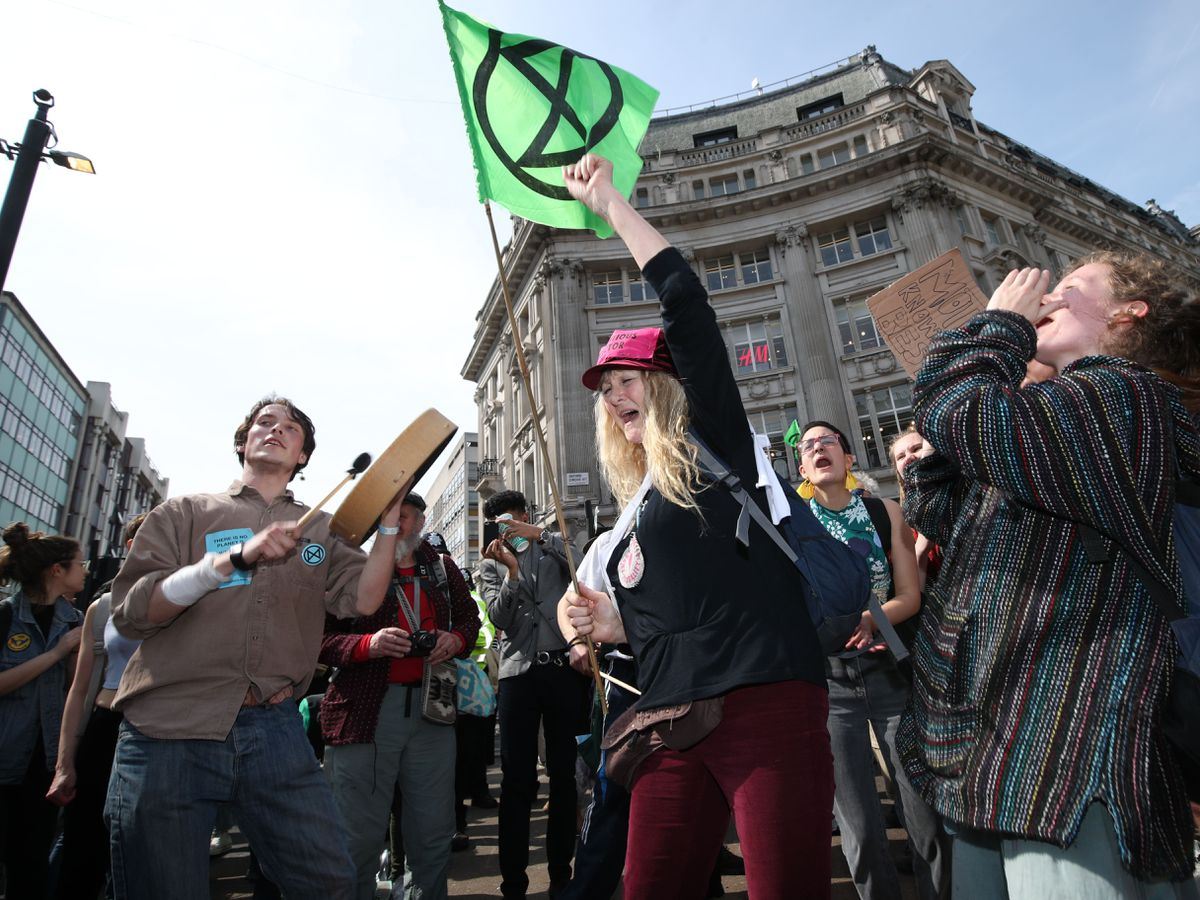 Tens of thousands of climate campaigners are expected to march through Glasgow and London when the UK hosts the global Cop26 summit (Yui Mok/PA)