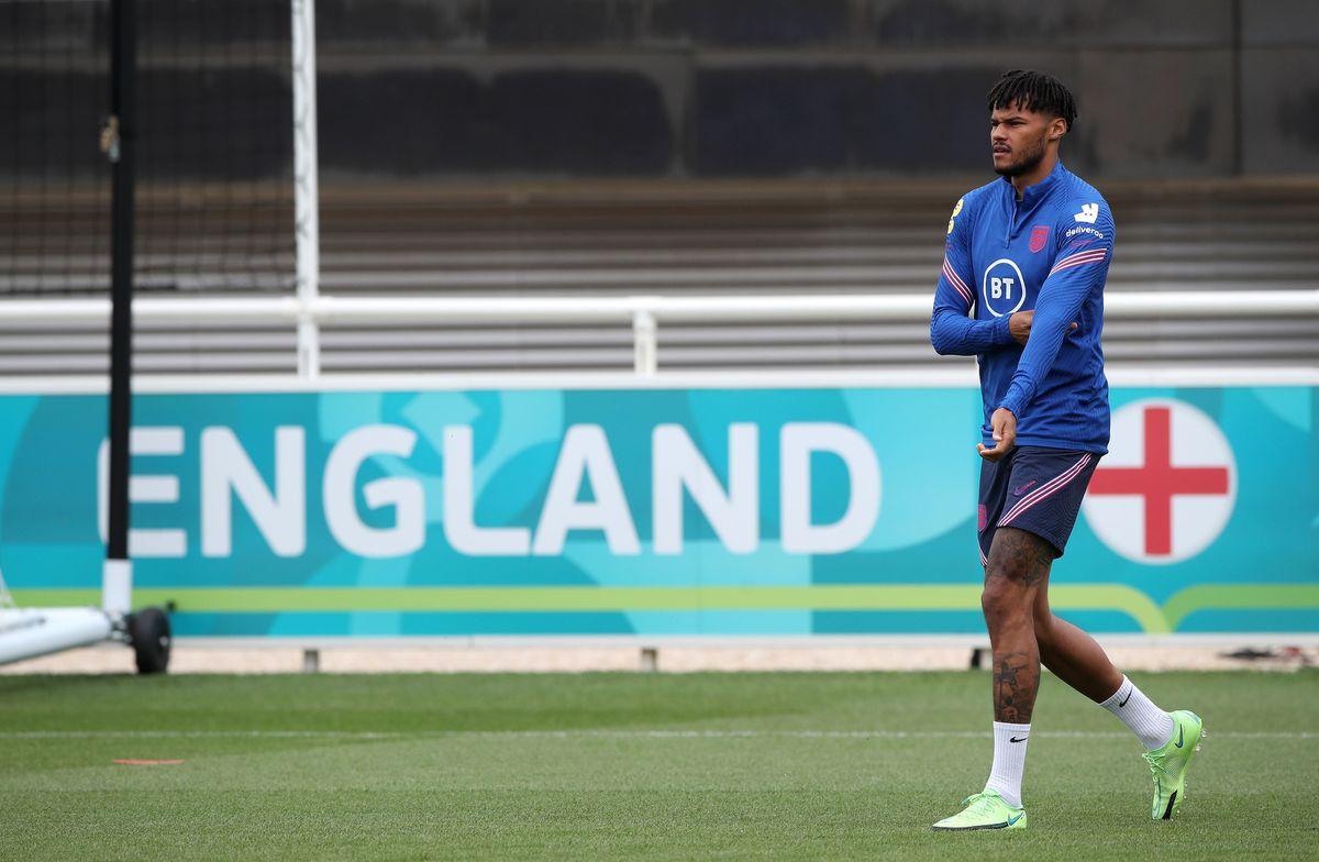 England's Tyrone Mings