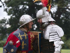The Battle of Shrewbury will be recreated at a weekend of events later this month
