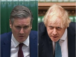 Starmer tells PM to 'get a grip' ahead of first PMQs since Cummings row