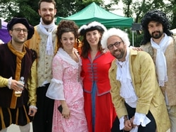 Wellington fayre attracts biggest crowds yet