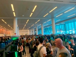 Customs and Border Protection outage delays flights from major US airports