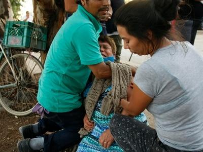 Dozens killed as gunmen open fire in Mexico rehab centre