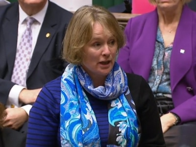 Children's minister accused of 'demonising' families on school meals vouchers