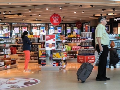 Advertising watchdog to take no further action over Treasury duty free ad