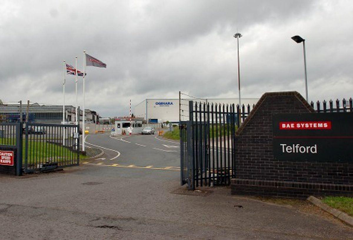 BAE Systems, Telford