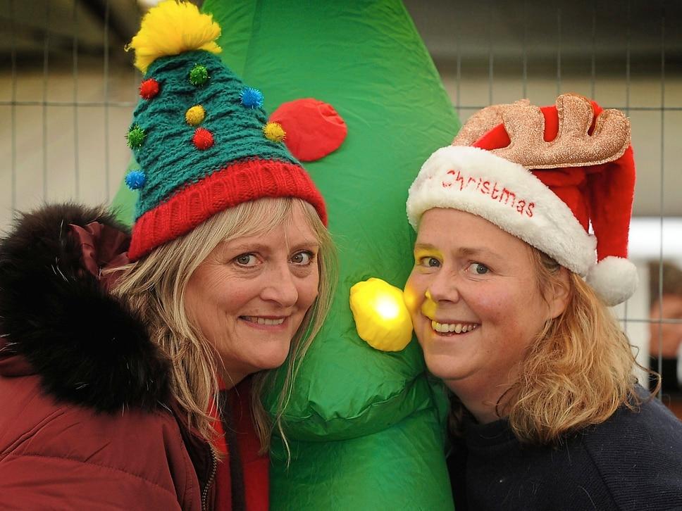 Shrewsbury Winter Festival thanks team